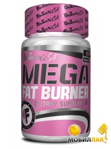 biotech BioTech Mega Fat Burner 90 таблеток
