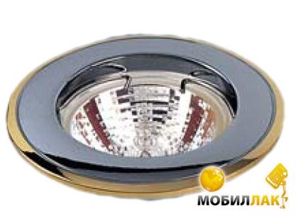 Delux DELUX HDL16002R MR16 12V зол.мат-хром MobilLuck.com.ua 45.000