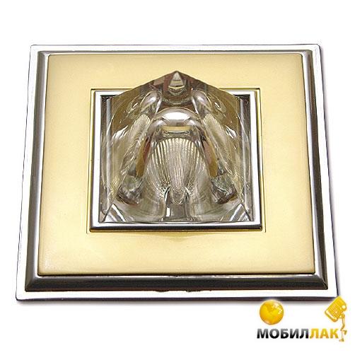 Delux DELUX HDL16109 MR16 12V золото-хром MobilLuck.com.ua 37.000