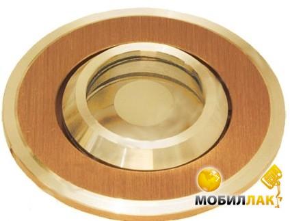 Delux DELUX HDL16141 MR16 12V золото IP44 MobilLuck.com.ua 64.000