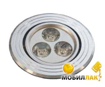 Delux DELUX HDL3001R LED 3W поворотный белый MobilLuck.com.ua 131.000
