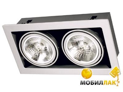 Delux DELUX HLAR111200R G53 12V серый без ламп MobilLuck.com.ua 198.000