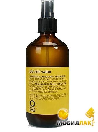Спрей против загрязнения волос Rolland Oway Bio-Rich Water 950 мл