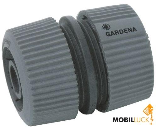 """Gardena 1/2"""" Ремонтная муфта (02932-29) MobilLuck.com.ua 60.000"""