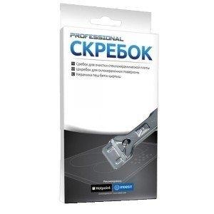 Скребок Indesit для стеклокерамики (C00310114)