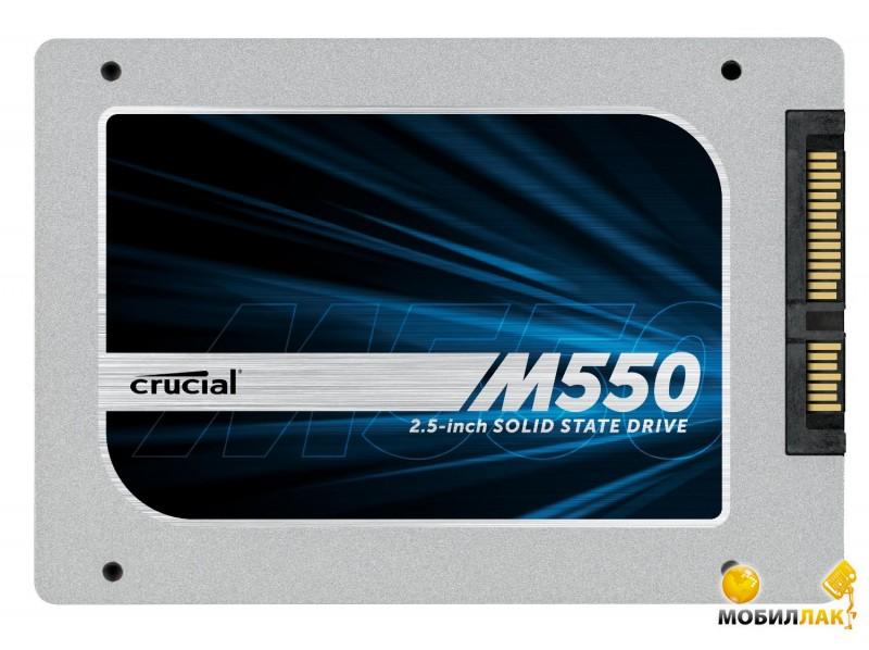 """Micron 2,5"""" Crucial M550 256GB (CT256M550SSD1) MobilLuck.com.ua 2510.000"""