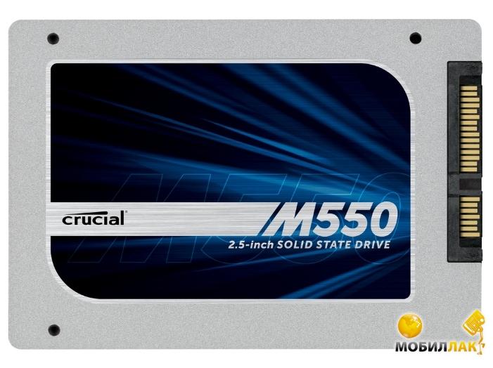 """Micron 2,5"""" Crucial M550 512GB (CT512M550SSD1) MobilLuck.com.ua 4622.000"""