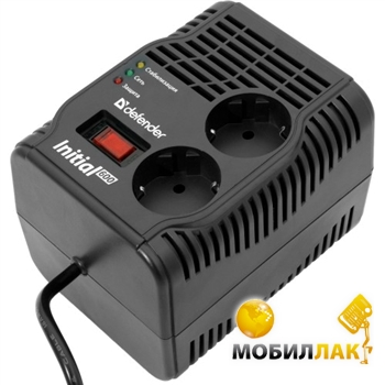 Defender AVR Initial 600VA MobilLuck.com.ua 201.000