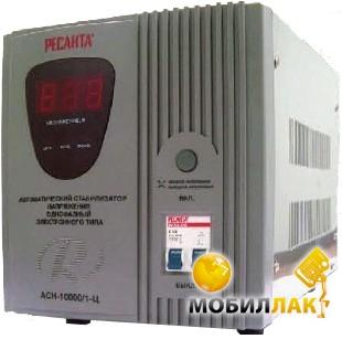 220 Вольт - Купить Стабилизатор РЕСАНТА АСН-8000/1-Ц - цена, характеристики, фото, отзывы, инструкция.