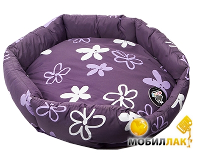 Comfy Лежак Vanessa LIGHT M фиолетовый MobilLuck.com.ua 259.000