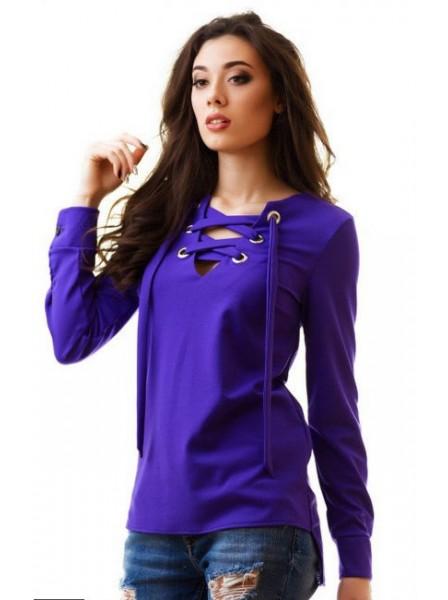 Сиреневая Блузка С Доставкой