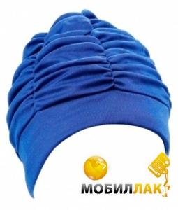 Женская шапочка для плавания BECO 7610 изготовлена из 100% полиэстера и имеет резиновую подкладку.