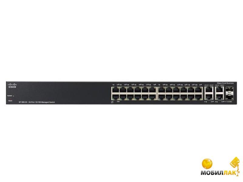 Cisco SB SF300-24P MobilLuck.com.ua 8294.000