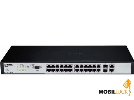 D-Link DES-3200-26 MobilLuck.com.ua 3339.000