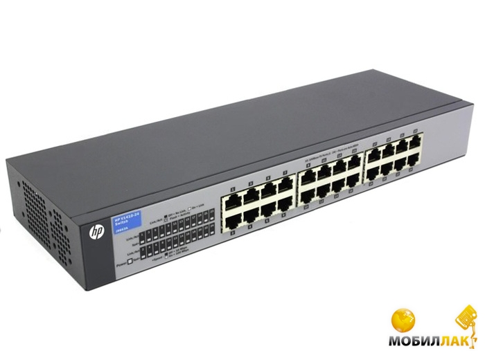 HP V1410-24 Switch (J9663A) MobilLuck.com.ua 1430.000