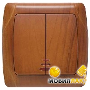 Viko выключатель Carmen Decora 93010850 MobilLuck.com.ua 68.000
