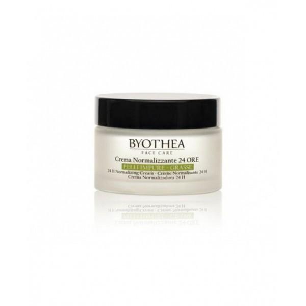 Byothea Восстанавливающая с маслом семян опунции Face Care Sensitive Skin 50 мл Byothea