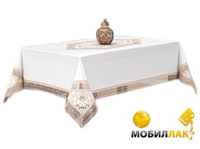 Kayaoglu 160Х220 Kuleli кремовый (8698703890886) MobilLuck.com.ua 608.000