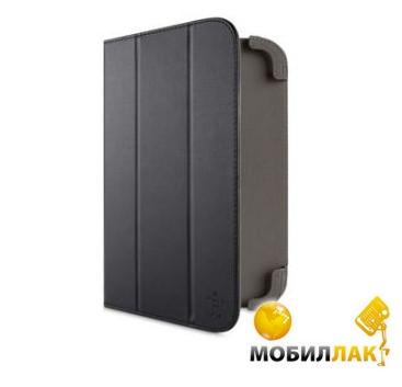 Чехол для Galaxy Note 8.0 Belkin Tri-Fold Folio Stand черный (F7P088vfC00)