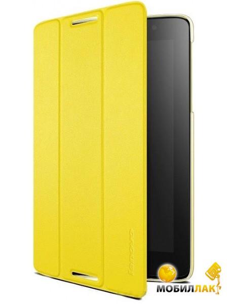 Lenovo А 8-50 Folio Case and film (Yellow-WW) MobilLuck.com.ua 375.000