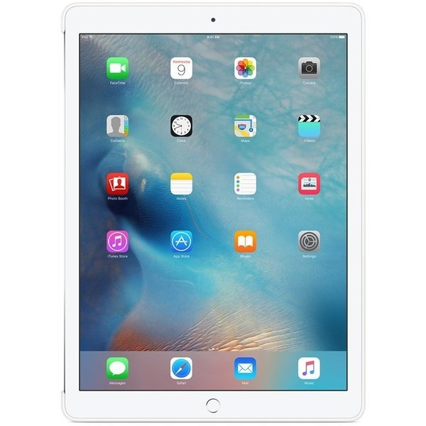 Чехол силиконовый для Apple iPad Pro White MK0E2ZM/A