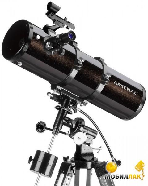 Arsenal 130/650, EQ2, рефлектор Ньютона MobilLuck.com.ua 4292.000