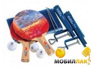 Giant Dragon Набор TEC08311 (2 ракетки + 3 мячика + сетка + чехол)