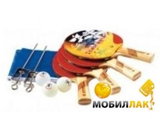 Giant Dragon TEC08210 (4 ракетки + 3 мячика + сетка) MobilLuck.com.ua 251.000