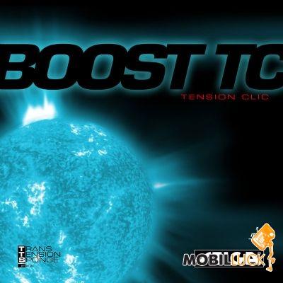 Stiga Boost TC (Tension Clic) 2.3 мм. (красный) MobilLuck.com.ua 549.000