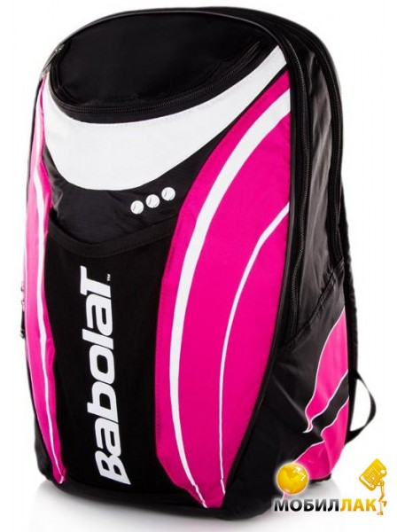 Рюкзак babolat backpack club pink игра на сегу про мальчика с рюкзаком