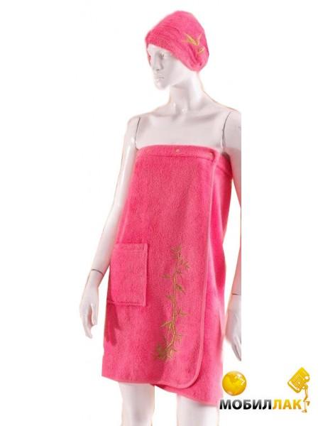Fakili бамбуковый женский розовый (3333400003140) MobilLuck.com.ua 406.000
