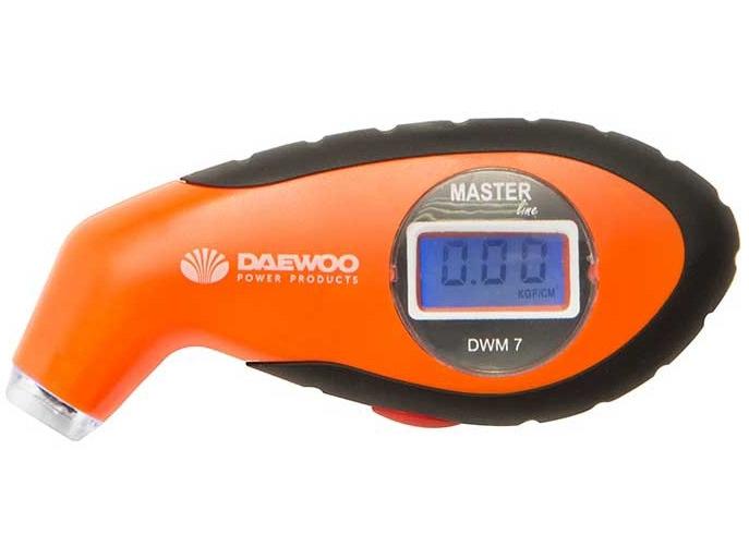 Автомобильный манометр Daewoo DWM 7
