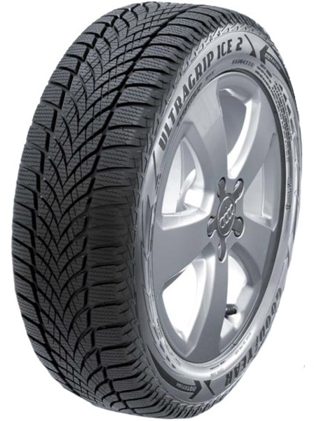 Зимние шины Goodyear Ultra Grip Ice 2 MS (235/55R17 103T) XL