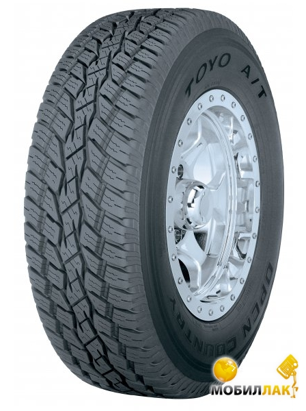 Toyo Open Country A/T (235/70R16 104T) MobilLuck.com.ua 1847.000