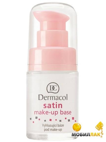 Матирующая база под макияж dermacol