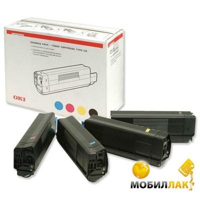 OKI Toner-CMYK-Kit-C5100 MobilLuck.com.ua 7250.000