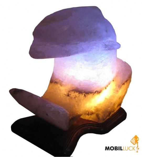 Zenet Соляной светильник Дельфин до 5кг MobilLuck.com.ua 292.000