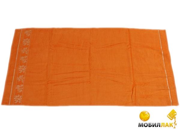 Arya Бамбук Жаккард Bonita 70Х140 оранжевый (5436478991307) Arya