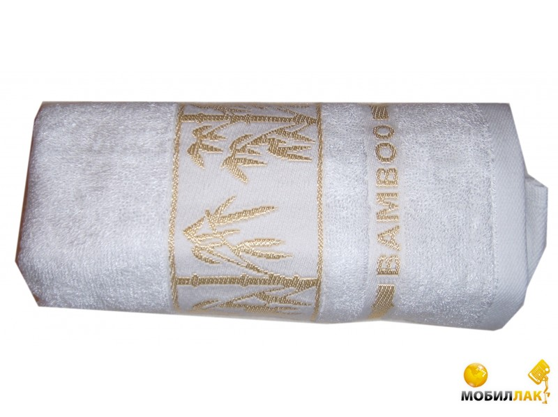 Arya Бамбук Жаккард Bonita 90X150 белый (3333400001467) Arya