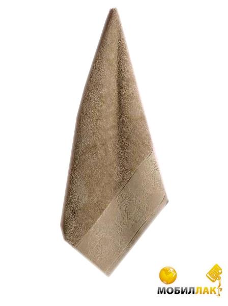 Arya Жаккард с окантовкой Buket 70Х140 светло-коричневый (3336260001134) Arya