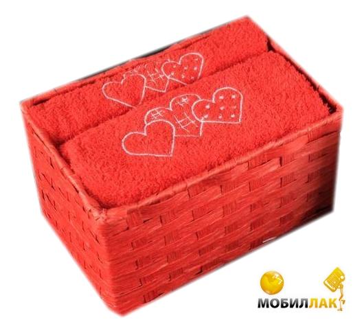 Arya Tree Hearts 40X60-50X100 2 предмета красный (3000000116845) MobilLuck.com.ua 222.000