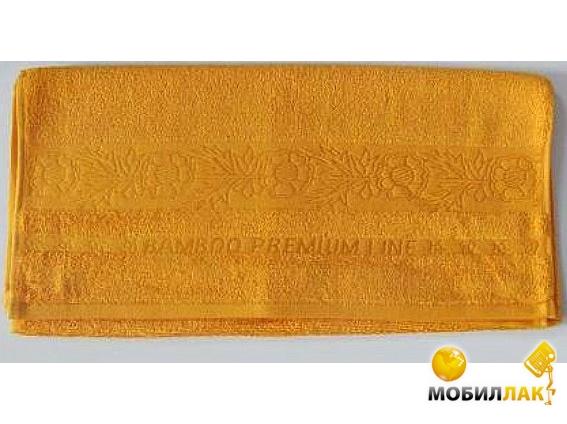 Ozdilek Бамбук Premium 50X90 желтый (8697353274602) Ozdilek