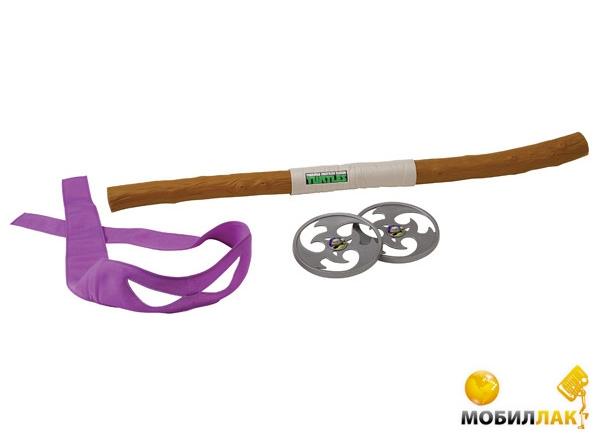 Набор игрушечного оружия TMNT серии Черепашки - Ниндзя боевое снаряжение Донателло (92032)