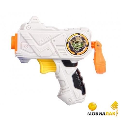 Zuru X-Shot Бластер Double Микро Охотник на Зомби 2 (3 банки, 8 дартс) (01160Z) MobilLuck.com.ua 116.000