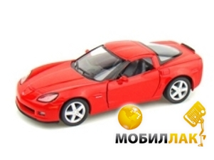 Kinsmart Автомодель Chevrolet Corvette Z06 (KT5320W) MobilLuck.com.ua 80.000