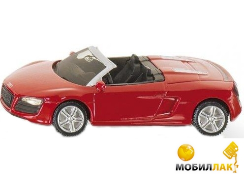 Siku Машинка Audi R8 Spyder (1316) MobilLuck.com.ua 35.000