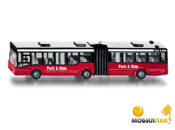 Siku Автобус двойной RATP (1617) MobilLuck.com.ua 52.000