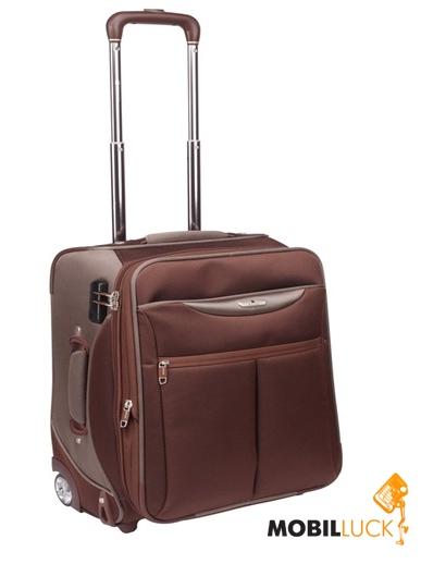 Дорожные сумки и чемоданы Professional 99361.28 coffee по доступной и...