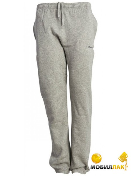 286e13f5 Спортивные штаны Champion Elastic Cuff Pants (204084-OXG) серый, XL. Купить  Спортивные штаны Champion Elastic Cuff Pants (204084-OXG) серый, XL.