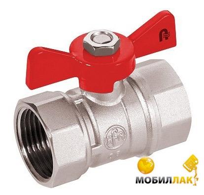 Armatura 1/2 стандарт резьба вн.-вн. ручка бабочка MobilLuck.com.ua 32.000